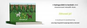 Slider - gyöngycsibés könyv