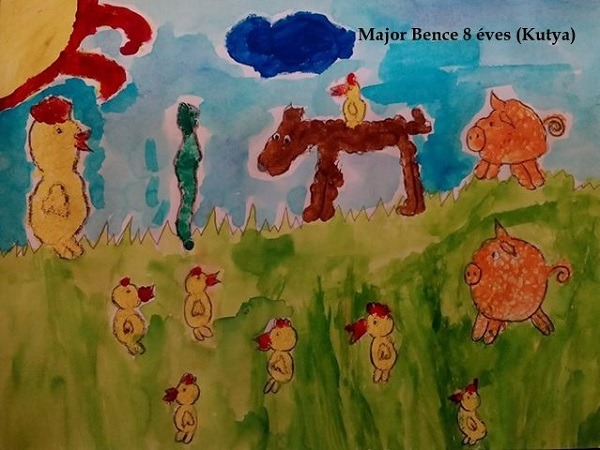 4. major bence -debrecen- kutya
