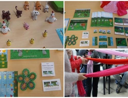 4. Játékos gyöngycsibés mesekönyv bemutató a JMVK-ban