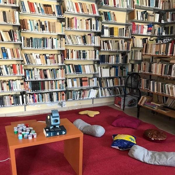 csót könyvtár