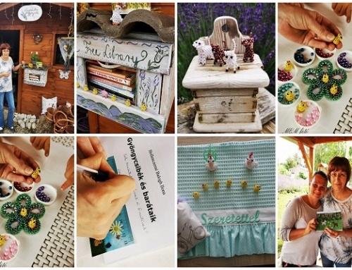 Pannonhalma Provence Levendulanapok a gyöngycsibékkel