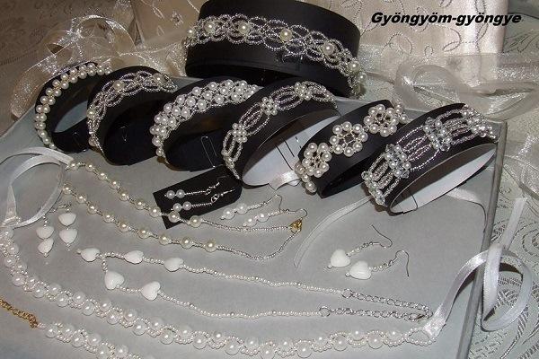 8. gyöngyöm esküvő