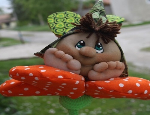 A zöld kalapos váratlan látogató