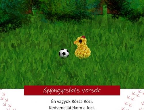 Gyöngycsibés játékos feladatok 2. rész – Rózsa Rozi