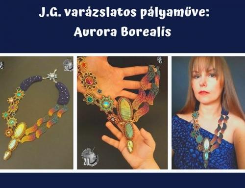 J.G. varázslatos pályaműve az Aurora Borealis