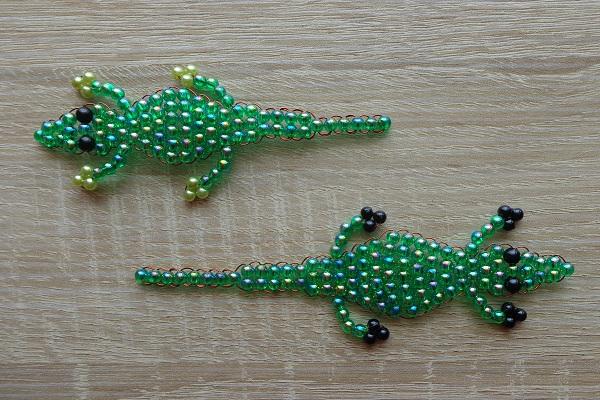 Különböző méretű krokodilok