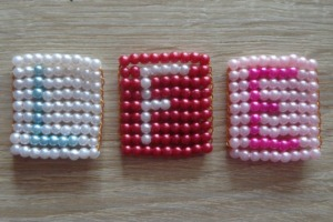 LFE betűk együtt