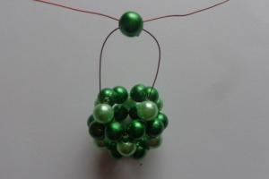 5. Zöld csíkos gömb